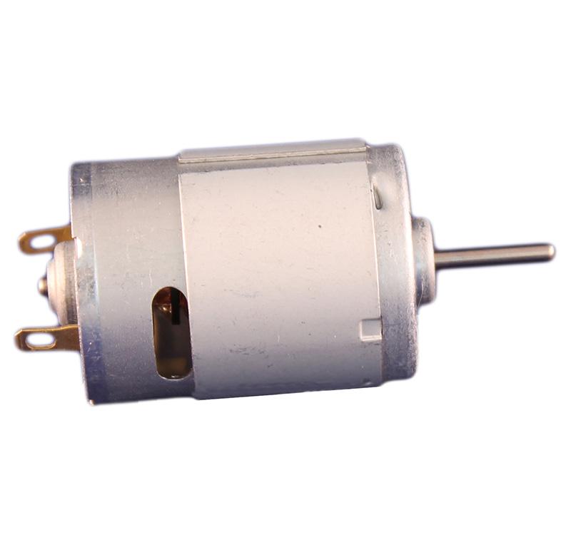 Motor Corriente DC, Voltaje 6.00V, R.P.M. 4500rpm - ARS-380PM 25110