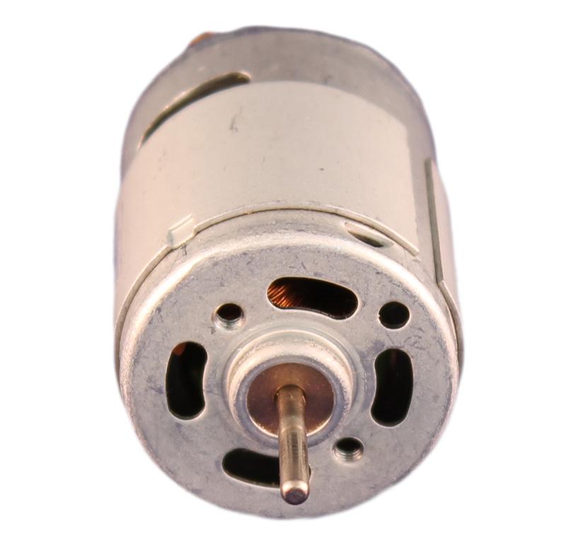 Motor Corriente DC, Voltaje 12.00V, R.P.M. 9900rpm - ARS-380PM 25110