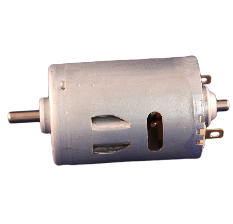 Motor Corriente DC, Voltaje 12.00V, R.P.M. 4250.00rpm
