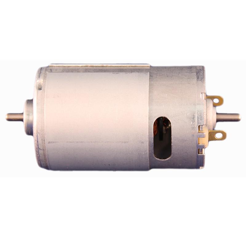 Motor Corriente DC, Voltaje 12.00V, R.P.M. 4000rpm - ARS-555PM-2770-LRV