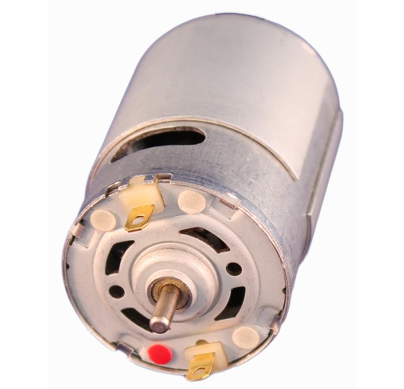 Motor Corriente DC, Voltaje 6.00V, R.P.M. 2000rpm - ARS-555PM-2770-LRV