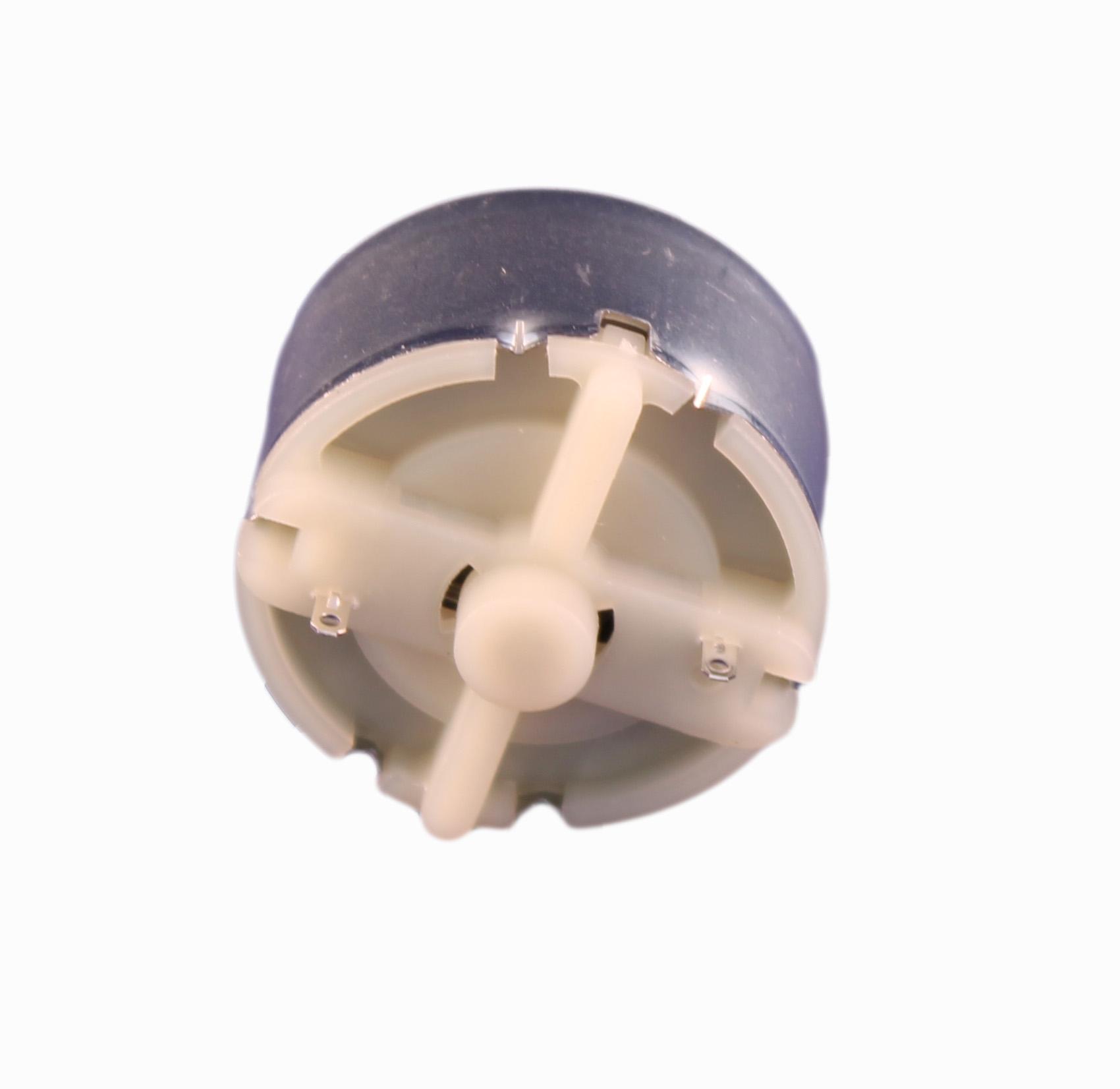 Motor Corriente DC, Voltaje 6.00V, R.P.M. 2650rpm - ARF-500 TB 12560 (Con eje grafilado)