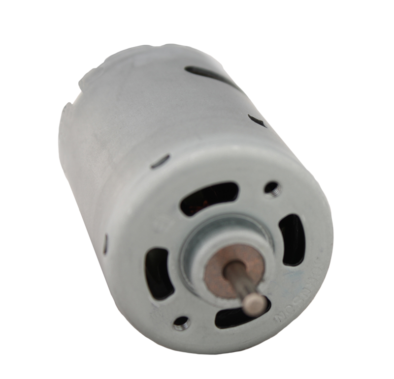 Motor Corriente DC, Voltaje 24V, R.P.M. 10600rpm