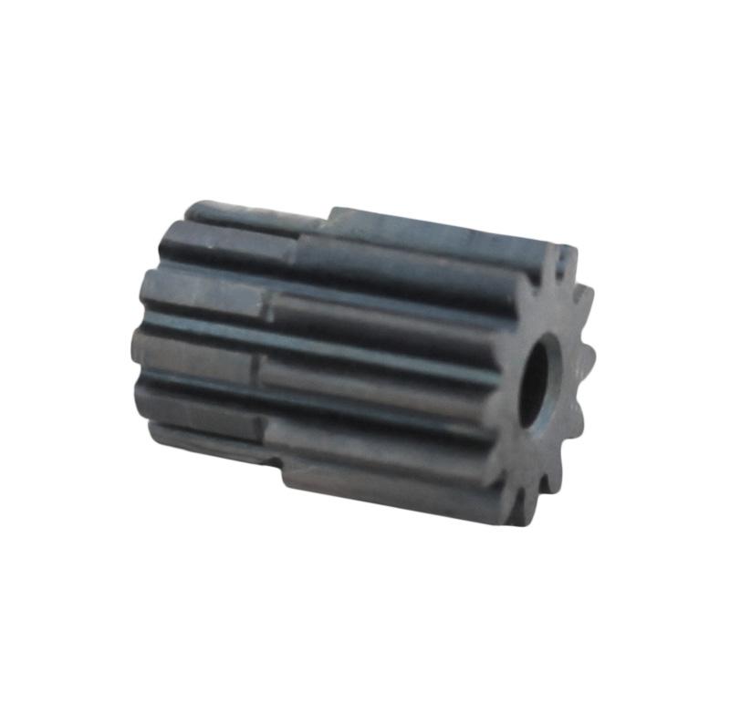 Piñón de metal Módulo 0,600, Dientes 12Z, Forma recto