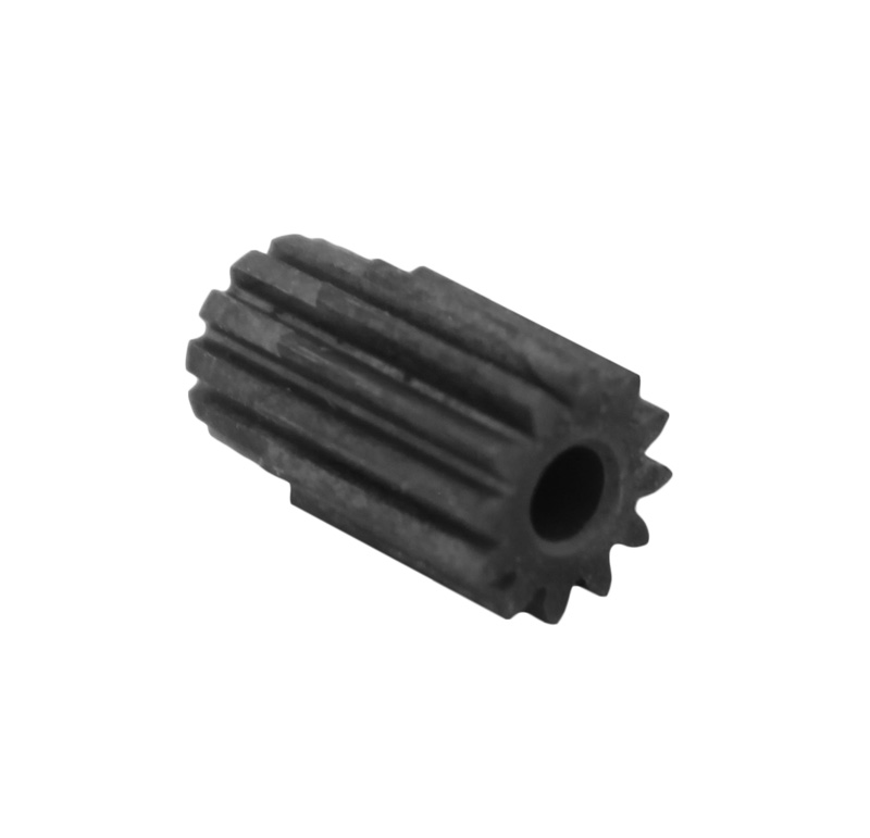 Piñón de metal Módulo 0,500, Dientes 12Z, Forma recto