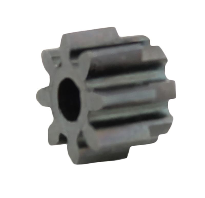 Piñón de metal Módulo 0.750, Dientes 8Z, Forma recto