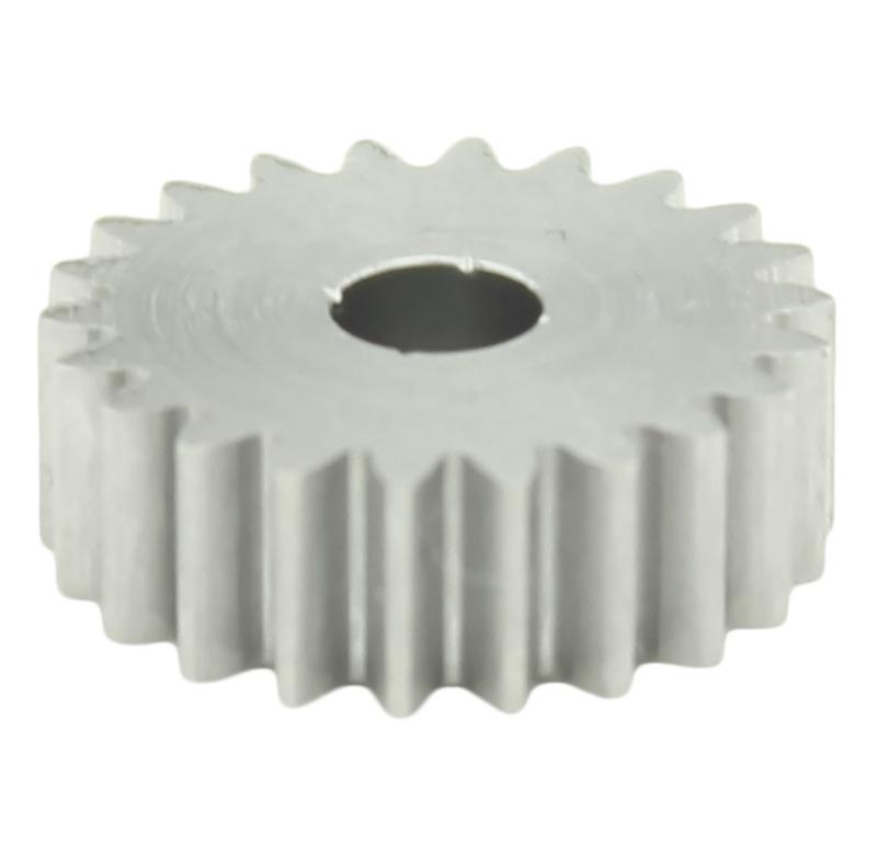 Piñón de metal Módulo 0.500, Dientes 22Z, Forma recto