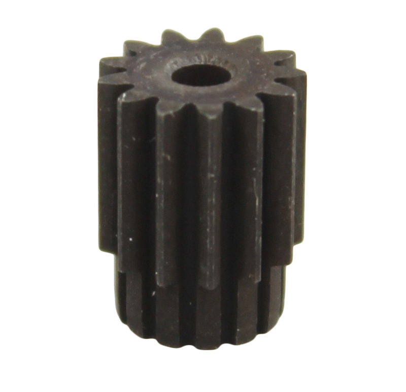 Piñón de metal Módulo 0.600, Dientes 13Z, Forma recto