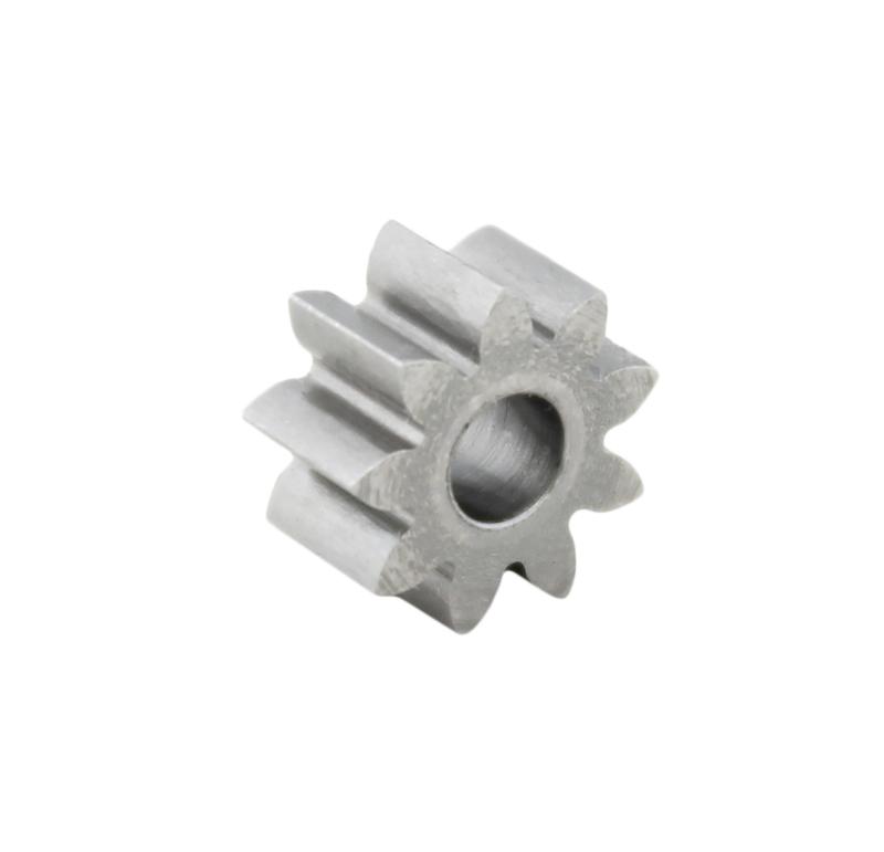 Piñón de metal Módulo 0.750, Dientes 9Z, Forma recto
