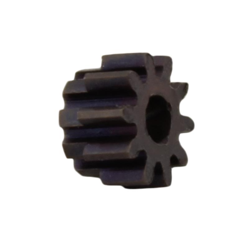 Piñón de metal Módulo 0,500, Dientes 10Z, Forma recto