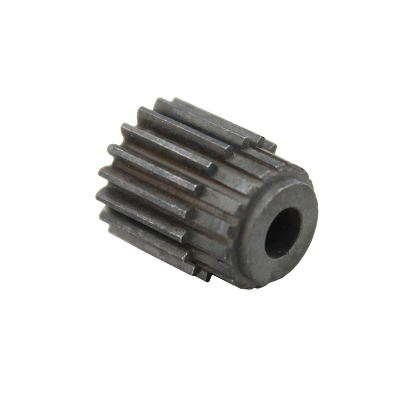 Piñón de metal Módulo 0.600, Dientes 18Z, Forma recto