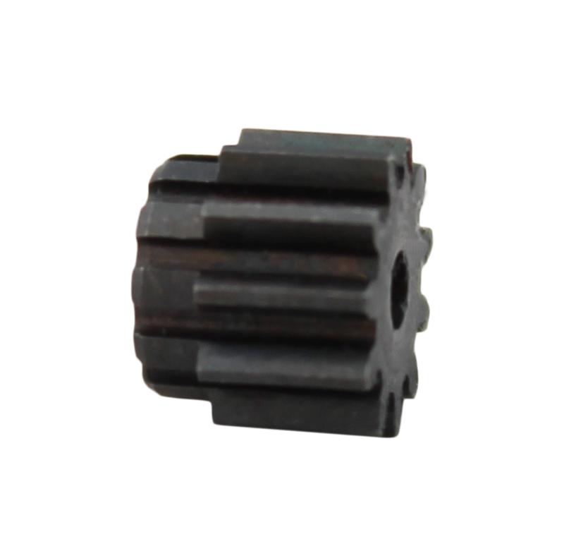 Piñón de metal Módulo 0,600, Dientes 11Z, Forma recto