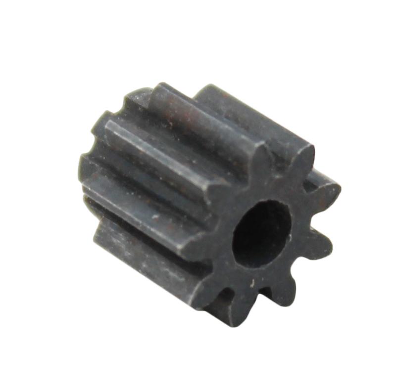 Piñón de metal Módulo 0,750, Dientes 9Z, Forma recto