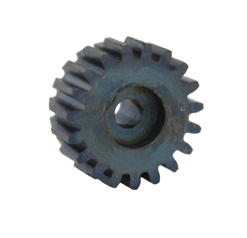 Piñón de metal Módulo 0,750, Dientes 19Z, Forma recto