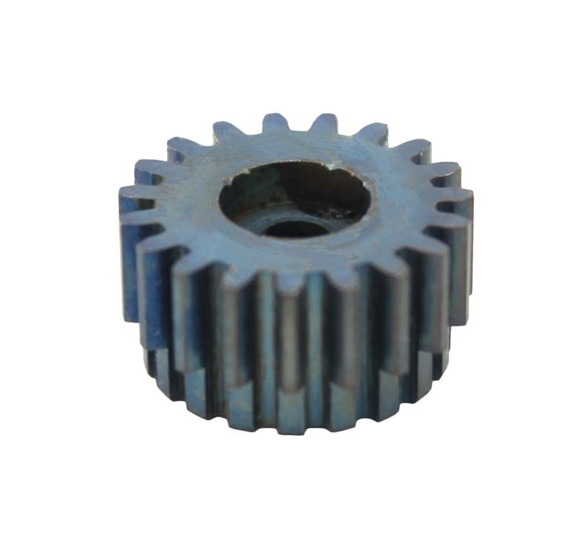 Piñón de metal Módulo 0.750, Dientes 19Z, Forma recto