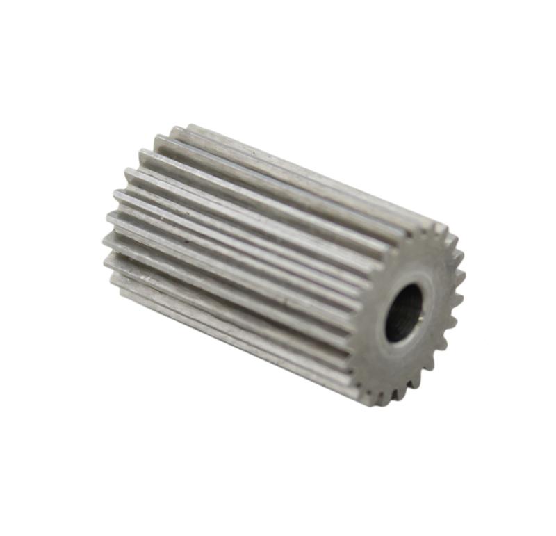 Piñón de metal Módulo 0.400, Dientes 23Z, Forma recto