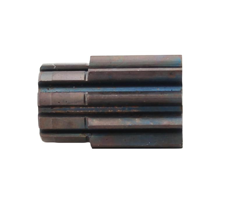 Piñón de metal Módulo 1.000, Dientes 10Z, Forma recto