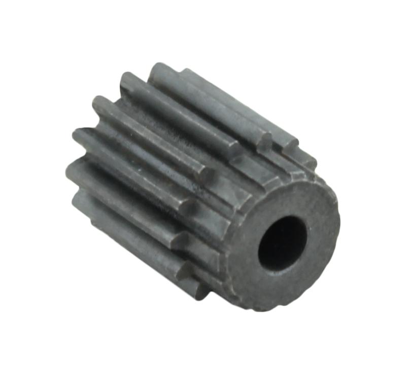 Piñón de metal Módulo 0.500, Dientes 14Z, Forma recto