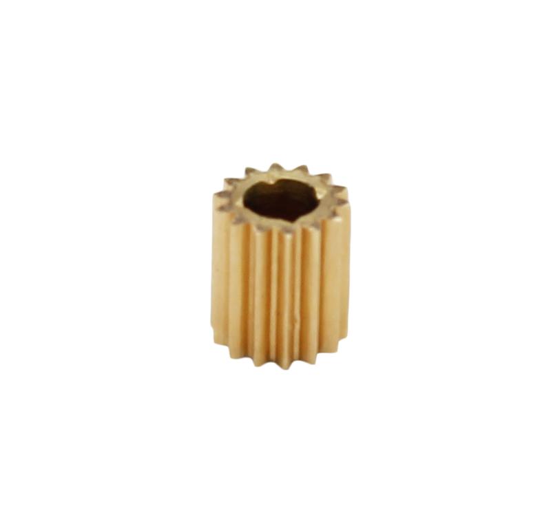 Piñón de metal Módulo 0.200, Dientes 14Z, Forma recto