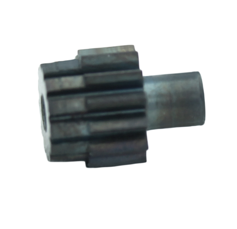 Piñón de metal Módulo 0.500, Dientes 13Z, Forma recto