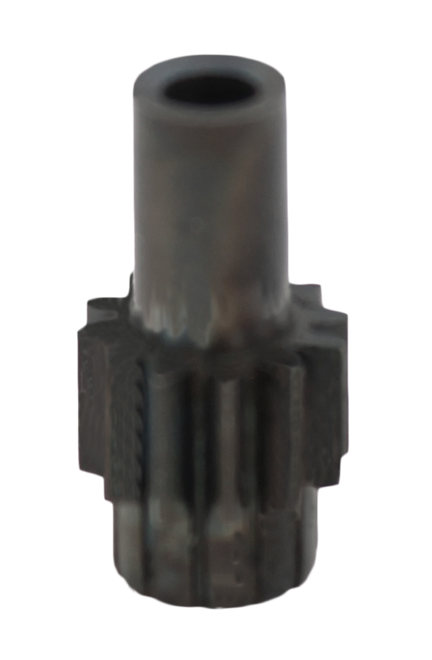 Piñón de metal Módulo 0.500, Dientes 12Z, Forma recto