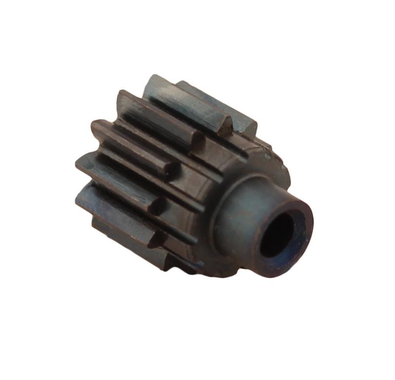 Piñón de metal Módulo 0.800, Dientes 12Z, Forma recto