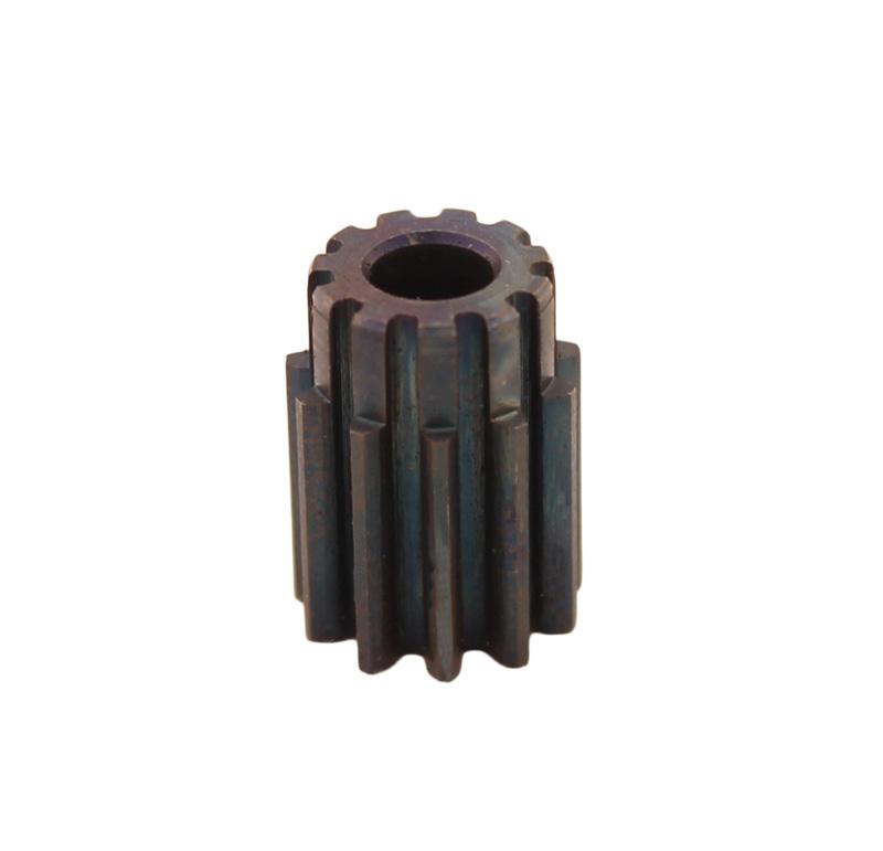 Piñón de metal Módulo 0.750, Dientes 11Z, Forma recto