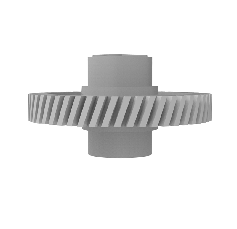 Engranaje de plástico Módulo 0.000, Dientes 0Z, Forma