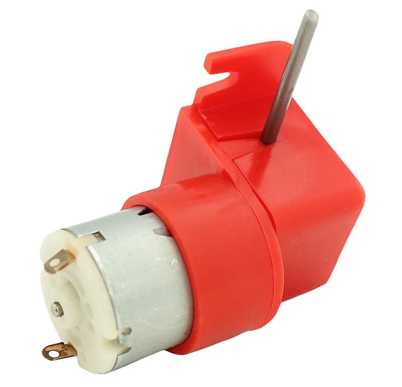 Reductor Voltaje 3V, R.P.M. 240rpm