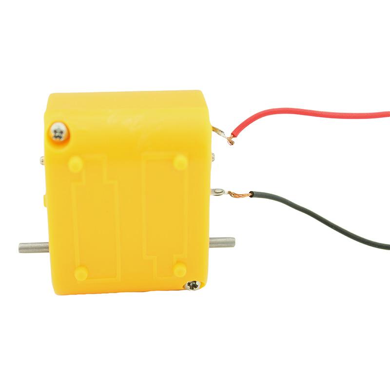 Reductor Voltaje 3.00V, R.P.M. 26rpm