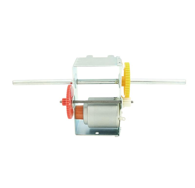Reductor Voltaje 3V, R.P.M. 262rpm