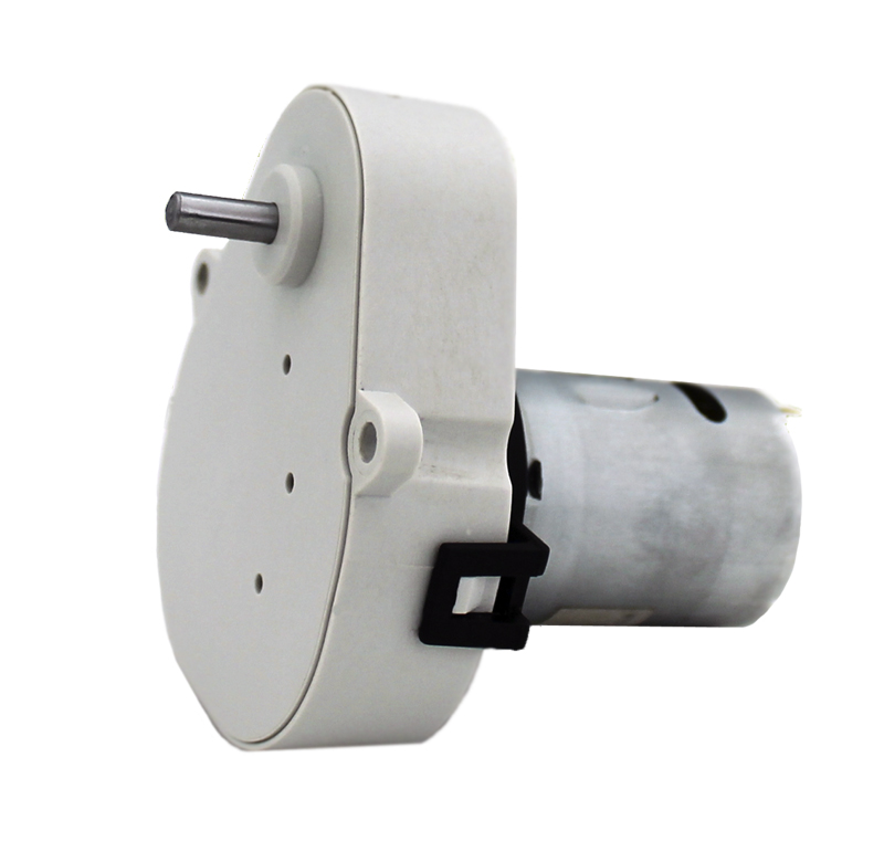 Motorreductor DC 12V 12.6rpm eje 4 mm