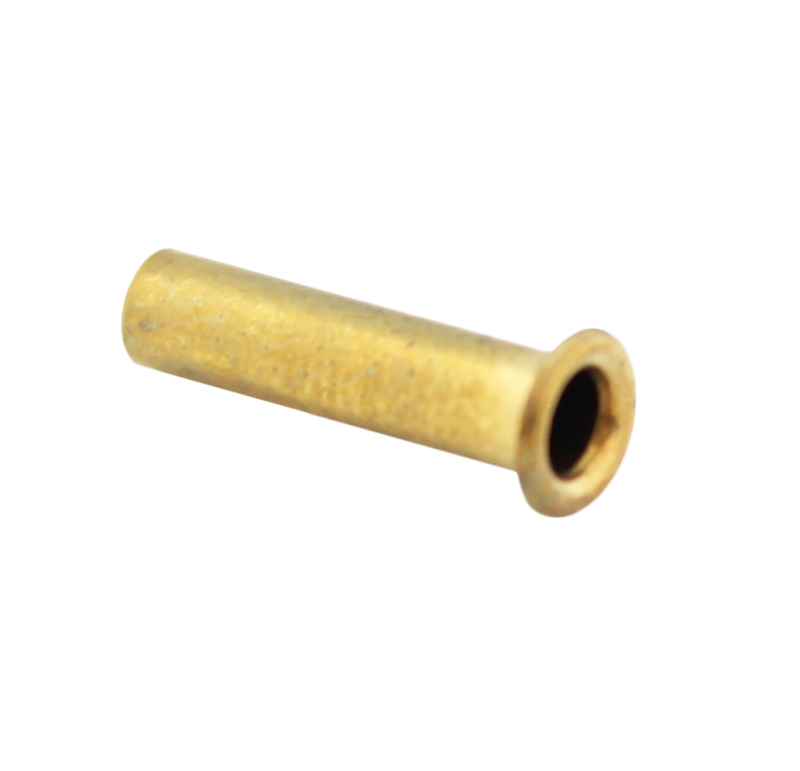 Remache tubular Diámetro 3.00mm, Longitud 12.00mm, Material Latón (Pack de 30)