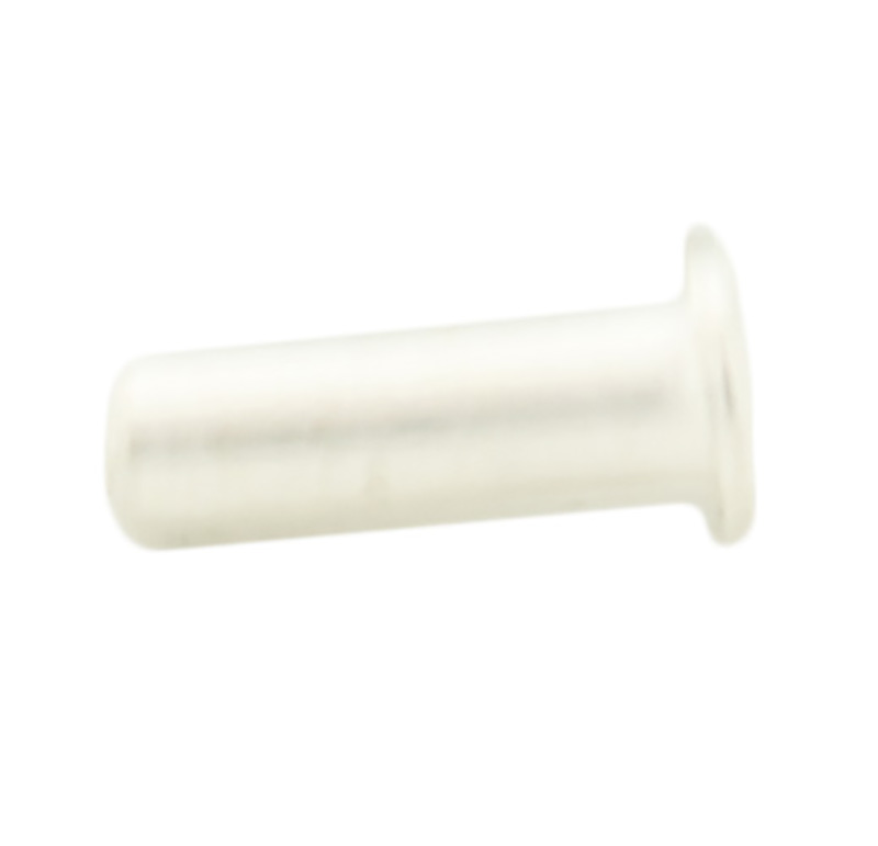 Remache tubular Diametro 2.50mm, Longitud 7.00mm, Material Aluminio (Pack de 30)