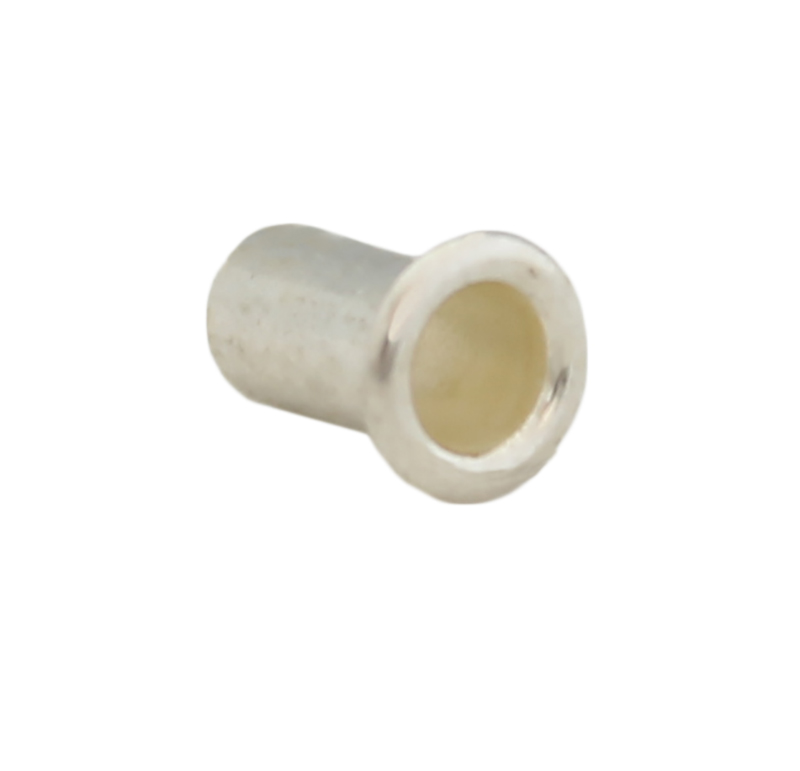 Remache tubular Diametro 3.50mm, Longitud 5.50mm, Material Aluminio (Pack de 30)