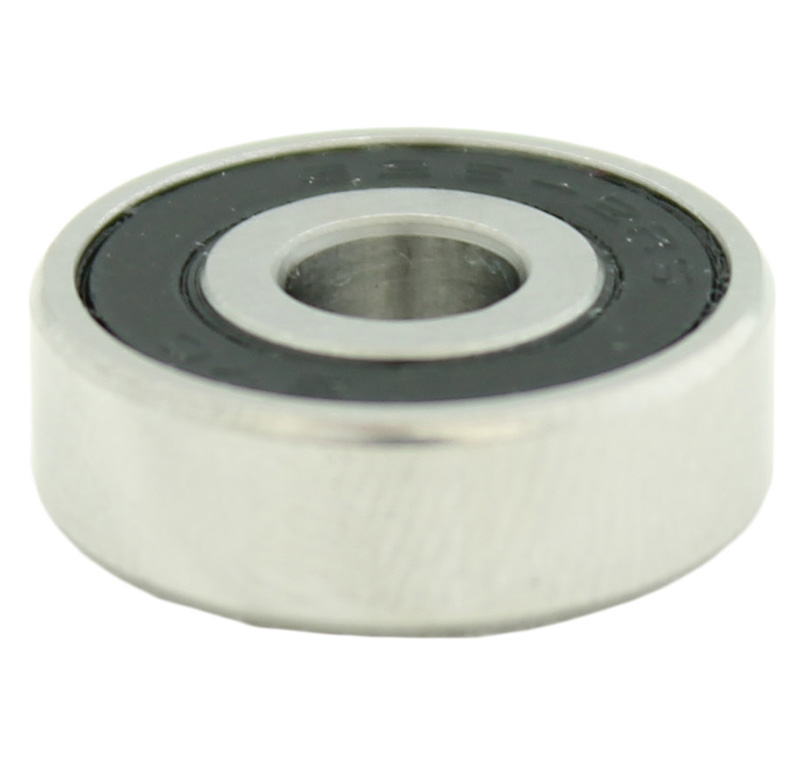 Rodamiento Diametro interior 6.00mm, Diametro exterior 19.00mm, Tipo bolas, 626-ZZ - Protección de plástico