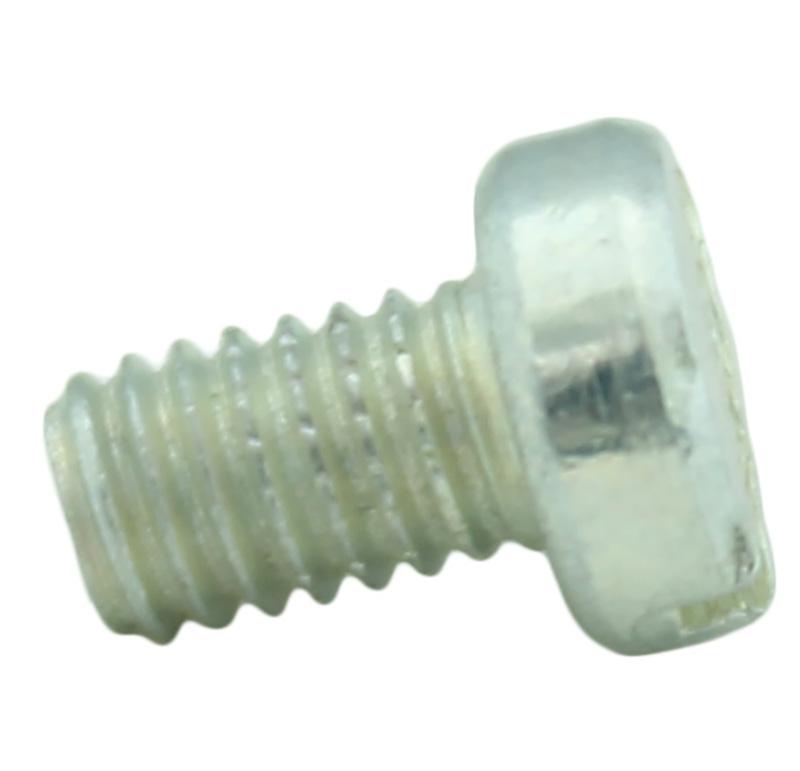 Tornillo M4X6 DIN 84, Tipo rosca métrica (Pack de 30)
