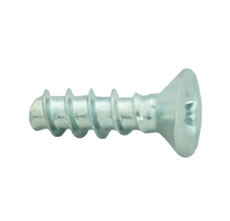 Tornillo D.3'10X10 CL82Z, Tipo para plástico (Pack de 30)