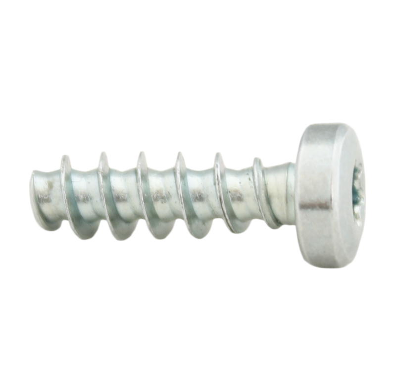 Tornillo Diametro 5.00mm, Longitud 16.00mm, Tipo para plástico
