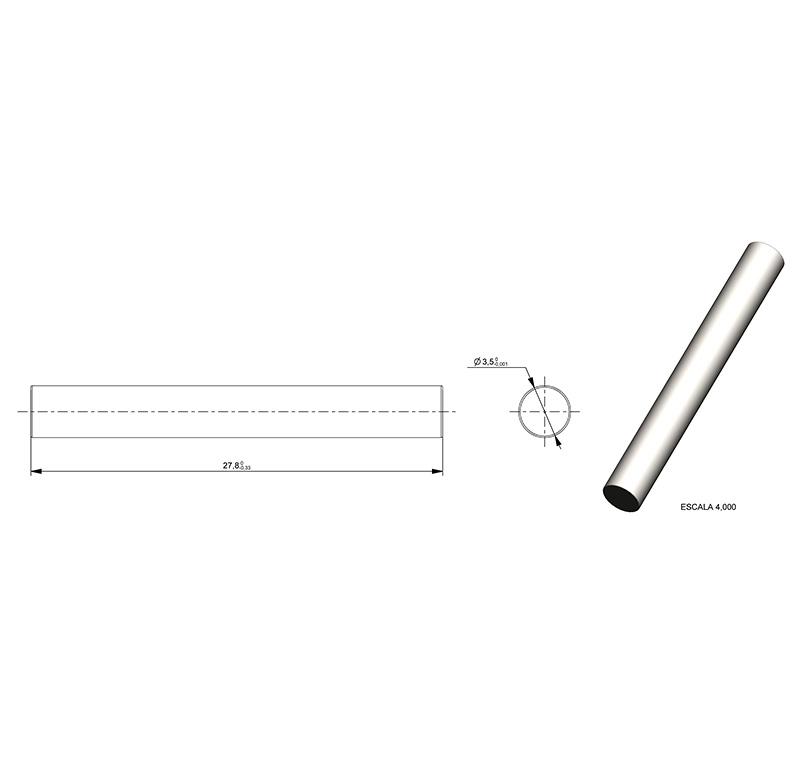 Shaft length