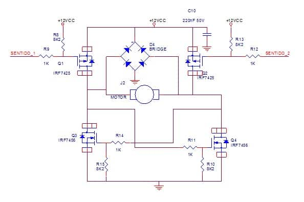 Speed adjustment in a direct current motor